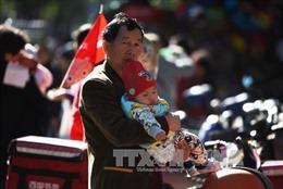 Trung Quốc dự kiến 1,45 tỷ dân vào năm 2030
