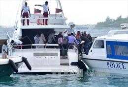 """FBI công bố kết quả điều tra """"vụ ám sát"""" Tổng thống Maldives"""