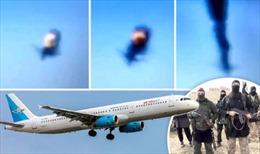IS tung video bắn hạ máy bay Nga