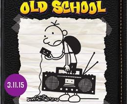 "Tập 10 ""Diary of a Wimpy Kid: Old School"" ra mắt tại Việt Nam"
