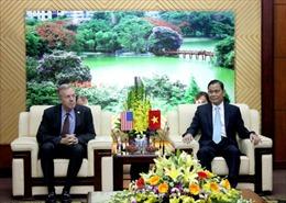 Việt Nam tích cực hoàn thiện các dự thảo Luật Tín ngưỡng, tôn giáo và Luật về Hội