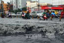 Nhìn lại chương trình chống ngập tại TP Hồ Chí Minh: Bài 1 - Các công trình, giải pháp phát huy hiệu quả