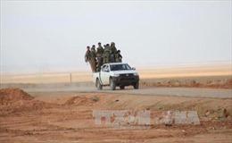 Khí hóa học được sử dụng trong giao tranh tại Syria