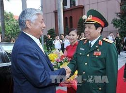 Bộ trưởng Quốc phòng Nhật Bản thăm Việt Nam