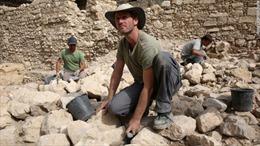 Pháo đài Acra của Hy Lạp cổ đại trở lại trần gian