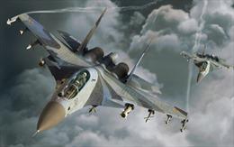 Chiến đấu cơ Nga diễn tập ở Viễn Đông