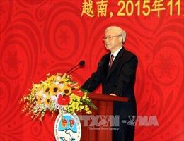Quan hệ Việt-Trung không thể tách rời sự đóng góp của thế hệ trẻ