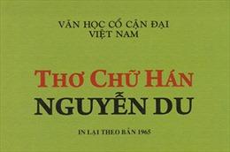 Tâm tình trong thơ chữ Hán Nguyễn Du