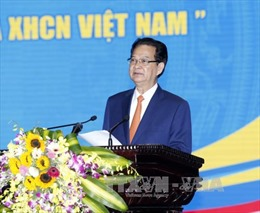 Thủ tướng dự Lễ hưởng ứng Ngày Pháp luật Việt Nam 2015