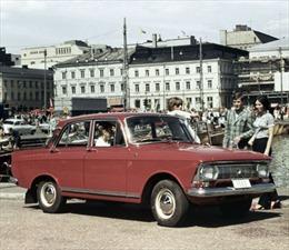 """""""Moskvich"""" - xe hơi huyền thoại của Nga"""