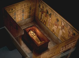 Thêm bằng chứng chỉ ra phòng bí mật ở hầm mộ Tutankhamun