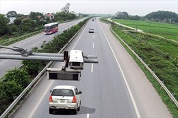 Lắp hệ thống camera giám sát trên các quốc lộ để xử lý xe dù, bến cóc