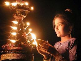 Tết Diwali-chông chênh nỗi nhớ một miền đất Ấn