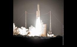 Ấn Độ phóng thành công vệ tinh viễn thông tự chế tạo