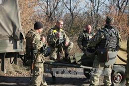 Lại xảy ra thương vong trong xung đột ở Đông Ukraine