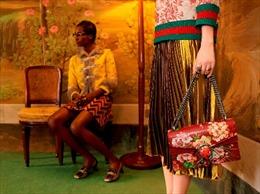 Gucci trực tiếp phân phối sản phẩm tại Việt Nam