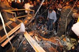 IS nhận trách nhiệm vụ đánh bom kép ở Liban