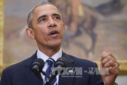 Biển Đông là trọng tâm trong chuyến công du châu Á của Tổng thống Mỹ