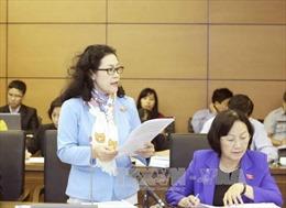 Quốc hội thảo luận tổ hai dự án Luật