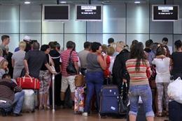 """""""Lỗ hổng"""" an ninh ở sân bay Sharm el-Sheikh"""