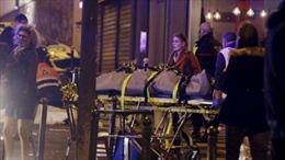 Khủng bố hàng loạt rúng động nước Pháp, 128 người thiệt mạng