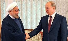 Tổng thống Nga thăm Iran cuối tháng 11