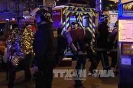 Diễn biến vụ tấn công bên trong Nhà hát Bataclan