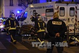 IS tuyên bố gây ra vụ khủng bố ở Pháp