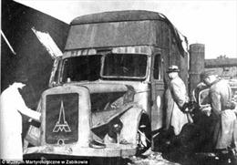 Lịch sử đen tối trại tử thần  đầu tiên của Hitler