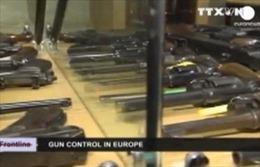Vũ khí khủng bố được mang vào Pháp như thế nào?