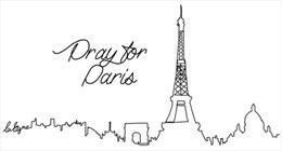 Chia sẻ với các nạn nhân trong vụ khủng bố tại Pháp