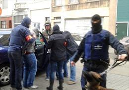 """Cảnh sát Bỉ đột kích """"làng thánh chiến"""" truy lùng khủng bố"""