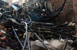 Cháy xưởng dệt, nam công nhân tử vong