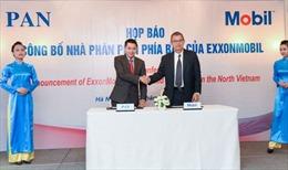 ExxonMobil công bố nhà phân phối được ủy quyền tại miền Bắc