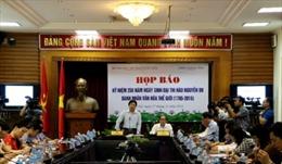 Nhiều hoạt động Kỷ niệm 250 năm ngày sinh Đại thi hào Nguyễn Du
