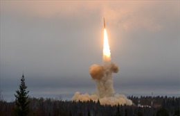 Nga phóng thử thành công RS-12M Topol