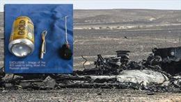 IS tung hình ảnh quả bom nổ tung máy bay Nga