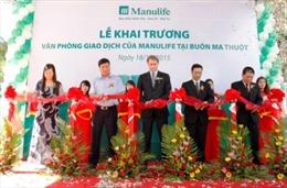 Manulife Việt Nam khai trương văn phòng tại Buôn Ma Thuột