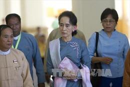 Thủ lĩnh đối lập và Quốc hội Myanmar chú trọng hòa giải dân tộc