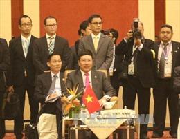 Các hội nghị Bộ trưởng trù bị cho Cấp cao ASEAN