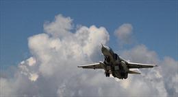 Nga xác nhận cường kích Su-24 bị bắn hạ ở Syria
