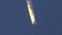 Thổ Nhĩ Kỳ chưa xác nhận bắn hạ máy bay Nga tại Syria