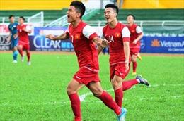 U21 HAGL đối đầu U21 báo Thanh Niên ở bán kết