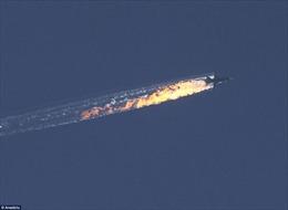 Tại sao Thổ Nhĩ Kỳ bắn hạ Su-24 của Nga?