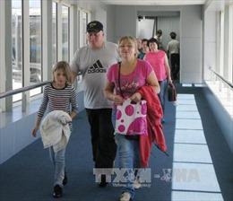 Trên 600.000 lượt du khách Nga đến Việt Nam trong năm 2018