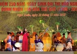 Tuần văn hóa, du lịch Nguyễn Du tại Hà Tĩnh