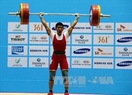 Cử tạ Việt Nam giành 3 suất tham dự Olympic 2016