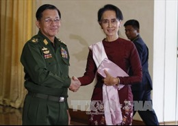 Myanmar thảo luận về chuyển giao quyền lực