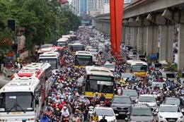 Thí điểm cấm xe máy ở Hà Nội: Không tiến hành nóng vội, sẽ nghiên cứu thấu đáo