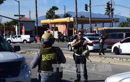 Một nghi phạm xả súng tại Mỹ đã bị tiêu diệt